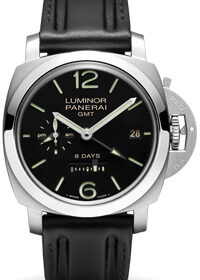 Officine Panerai Luminor 1950 8 Days GMT PAM00233