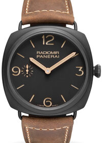 Officine Panerai Radiomir Historic Black Seal Ceramica PAM00292