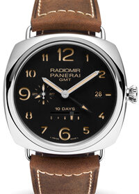 Officine Panerai Radiomir 10 Days GMT 47mm LE Istanbul PAM 00555