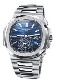 Steel luxury: the history of the Patek Philippe Nautilus watch