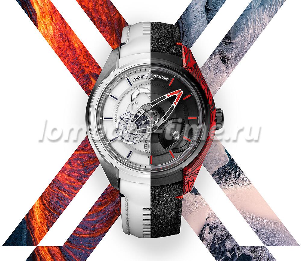 часы Ulysse_Nardin_Freak-X-Ice-Fire