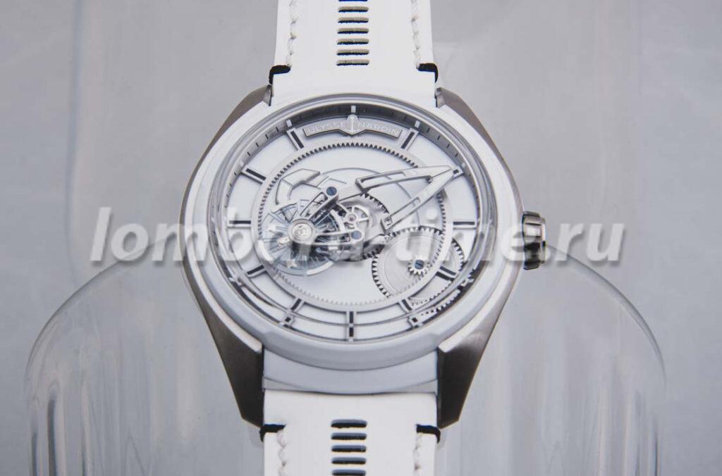 часы Ulysse_Nardin_Freak_X_Ice