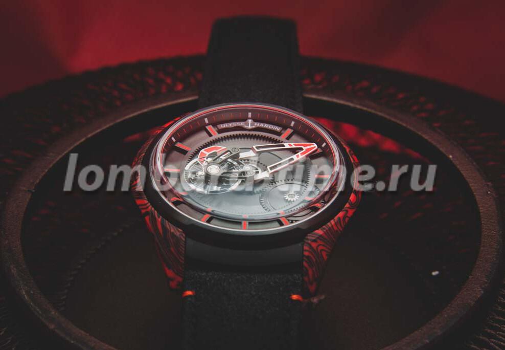 часы Ulysse_Nardin_Freak_X_Magma