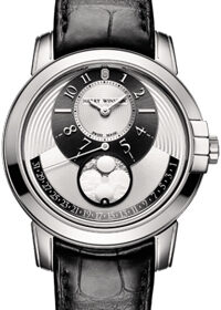 Harry Winston Midnight Moon Phase Automatic 42mm MIDAMP42WW001