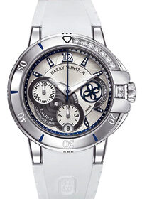 Harry Winston Ladies Ocean Sport ™ Chronograph Zalium® OCSACH38ZZ001