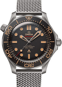 Omega Seamaster Diver «007 Edition» 300M  210.90.42.20.01.001