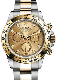Rolex Oyster Perpetual Cosmograph Daytona 116503-0006