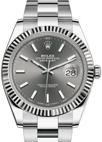 Rolex Datejust II 41 mm 116334 Blue Dial