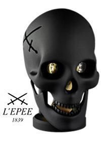 L'Epee 1839 Requiem Skull Black LE