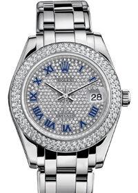 Rolex Pearlmaster Datejust 81308 BRIL
