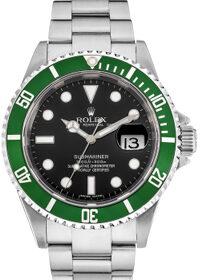 Rolex Submariner 50th Anniversary 16610LV Kermit