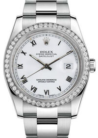 Rolex Oyster Perpetual Datejust Rolesor 36 mm 116244