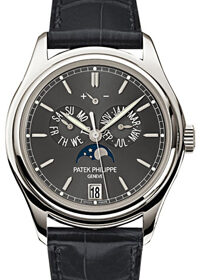 Patek Philippe Complications Annual Calendar Moonphase 5146P-001
