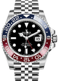 Rolex GMT Master II 126710 BLRO Pepsi
