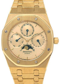 Audemars Piguet Royal Oak Perpetual Calendar Moon Face 39mm 25654BA.OO.0944BA