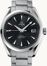 Omega Seamaster 150M Co‑Axial Chronometer Golf Green 231.10.42.21.01.001