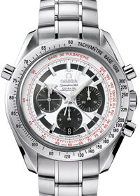 Omega Speedmaster Broad Arrow Rattrapante 3582.31.00