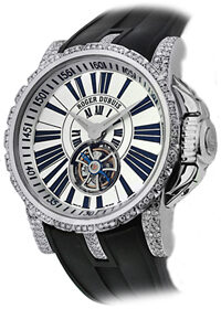 Roger Dubuis Excalibur Flying Tourbillon Ladies Diamond