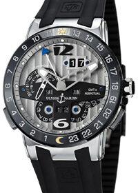 Ulysse Nardin El Toro GMT Perpetual Calendar Platinum LE 500 329-00-3
