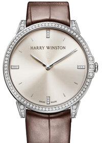 Harry Winston Midnight Quartz 39 mm MIDQHM39WW002