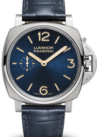 Officine Panerai Luminor Due 3 Days Titanio PAM 00728