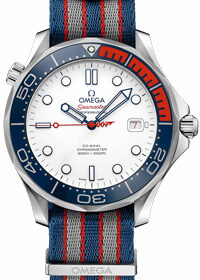 Omega Commander's Watch Seamaster Diver 300M 212.32.41.20.04.001