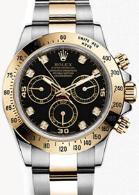 Rolex Daytona 116523 Diamond Dial