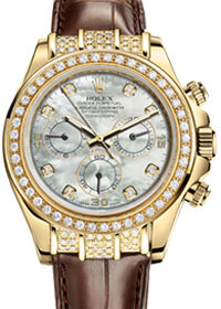 Rolex Daytona AfterMarket Diamonds 116518
