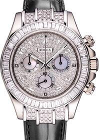 Rolex Daytona AfterMarket Diamonds 116519