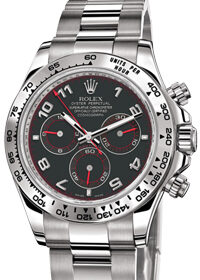 Rolex  Oyster Perpetual Cosmograph Daytona V Series 116509 Spider