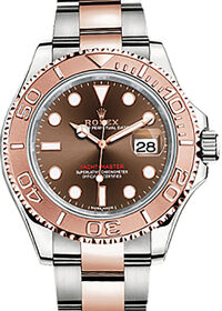 Rolex Yacht-Master Rolesor Everose  40mm 126621