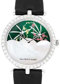 Van Cleef & Arpels Centenaire Fairy Quantieme De Saisons