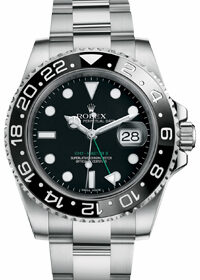 Rolex Oyster Perpetual GMT Master II 116710 LN