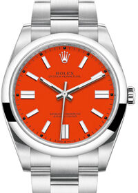 Rolex Oyster Perpetual 41mm 124300-0007