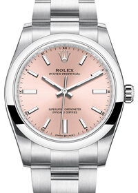 Rolex Oyster Perpetual 34mm 124200-0004