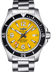 Breitling Superocean Automatic Yellow 44mm A17367021I1A1