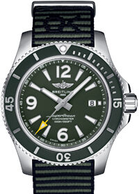 Breitling Superocean Automatic 44mm Outerknown A17367A11L1W1