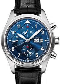 IWC Pilots Chronograph Laureus Sport for Good Foundation LE IW 371712