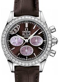 Omega De Ville Co-Axial Chronograph Lady SS 422.18.35.50.13.001