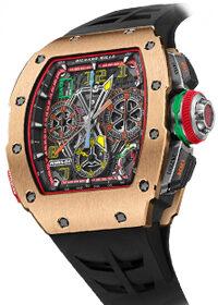 Richard Mille Automatic Split Seconds Chronograph RM 65-01 RG
